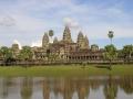 157 Angkor Wat 5 Towers Pool2