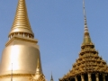 4 Golden Stupa