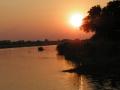 103 SAF Sunset over Sabie River