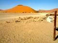 Approaching Dune 45