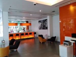 Ibis Pattaya bar