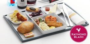 Train Eurostar Food