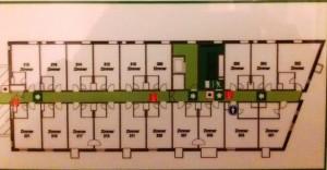 artotel Cologne floorplan
