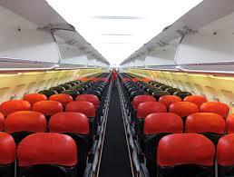 AirAsia Interior