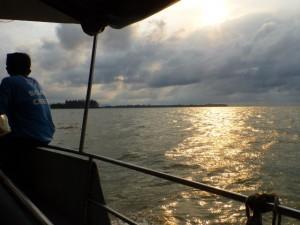 BoatSunset