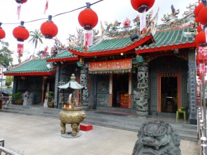 Chinatown Temple2