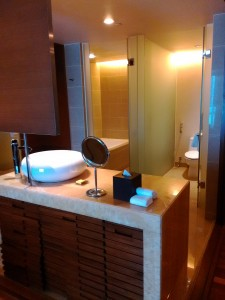 Hyatt KK Bath