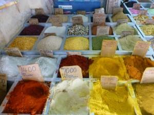 Kuching Spice Market