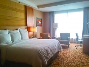 JWMarriottMedan Bed