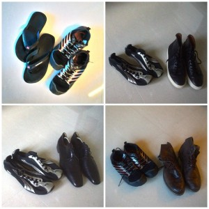 PackLight Shoes