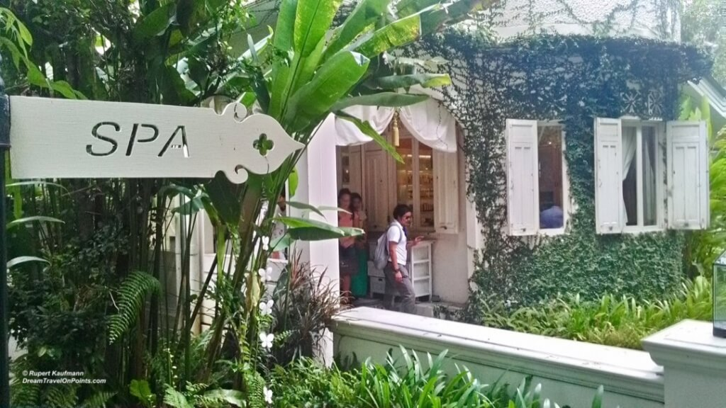 My best luxury spa experience in bangkok divana virtue for Divana virtue spa