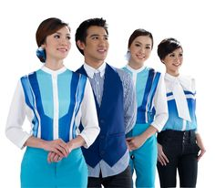 BangkokAir Crew