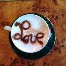 Paris Cafe Love