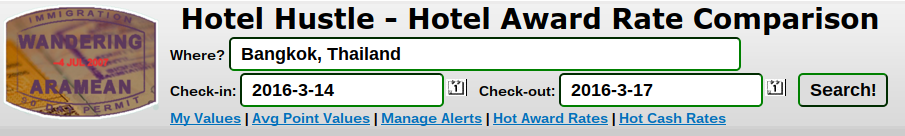 HotelHustle Search