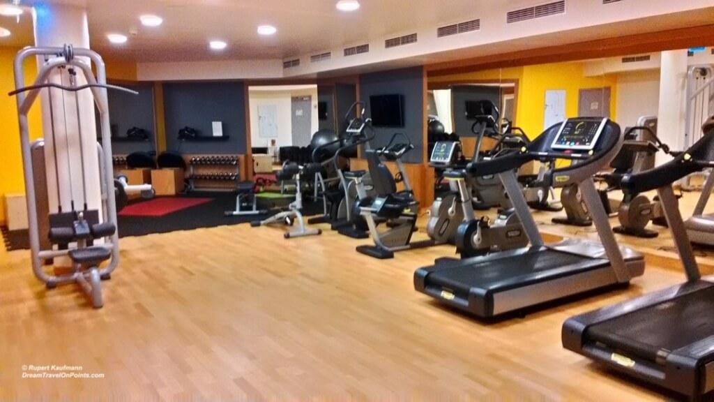 KRA RadBlu Gym