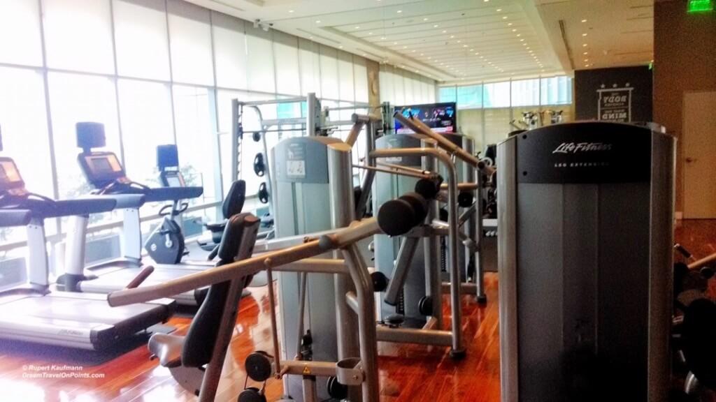 MNL Ascott Gym