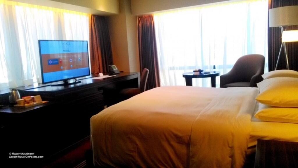 MNL Hyatt COD Bed1