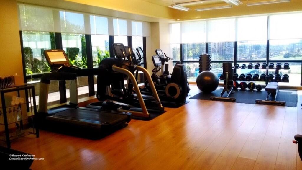 MNL Hyatt COD Gym