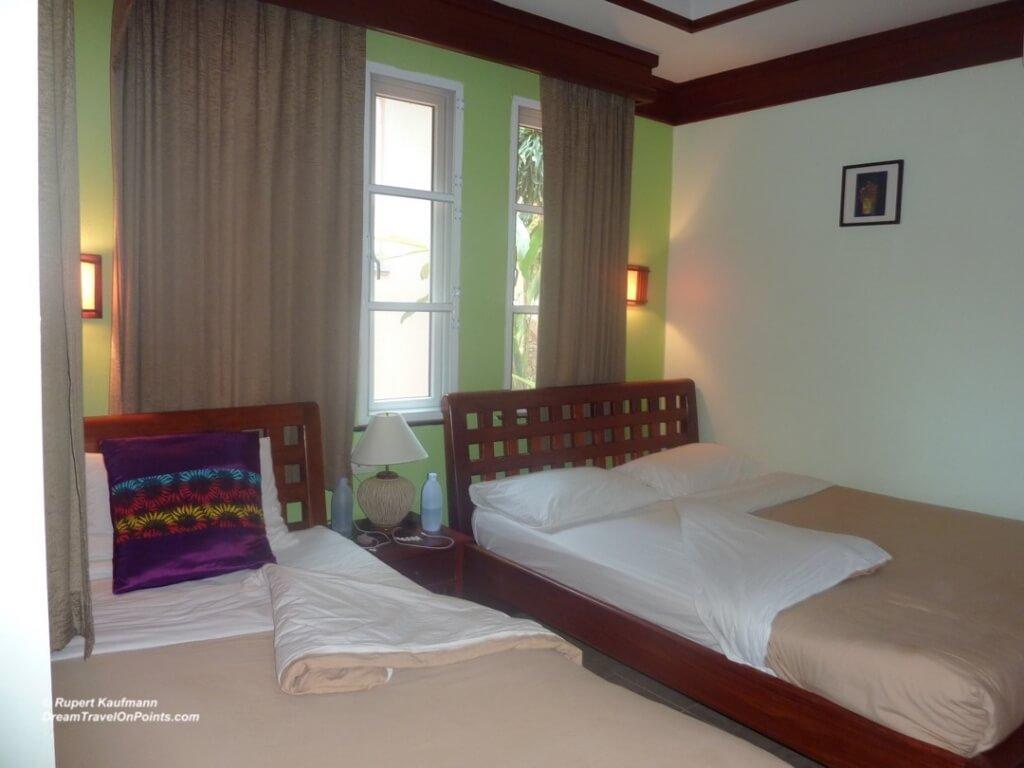 SMD Villa Samed Room