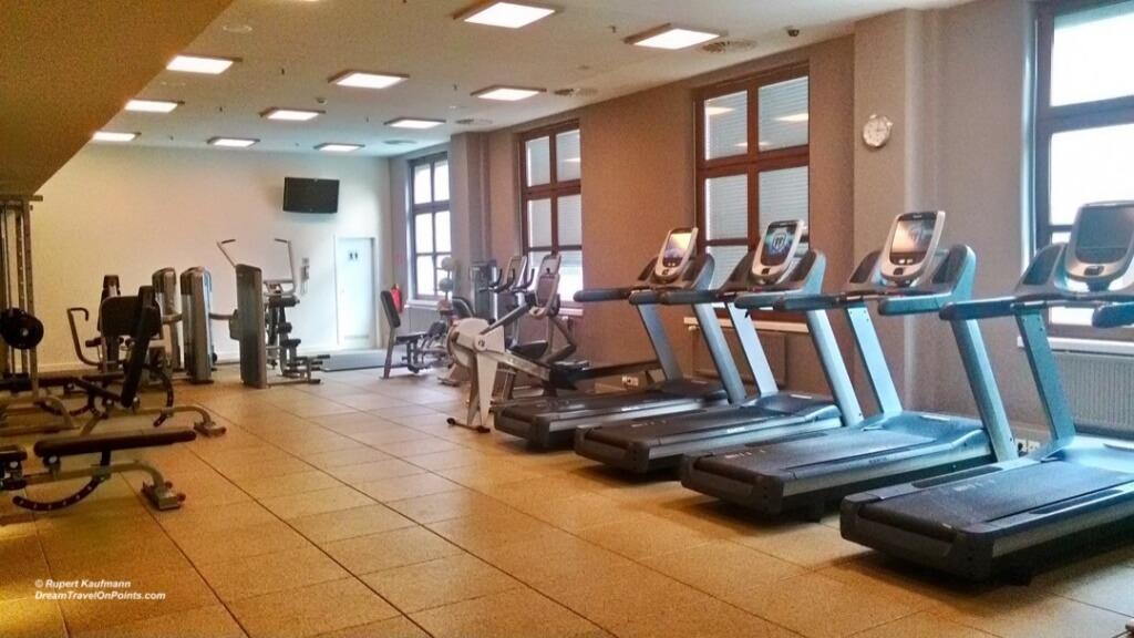 BER Hilton Gym