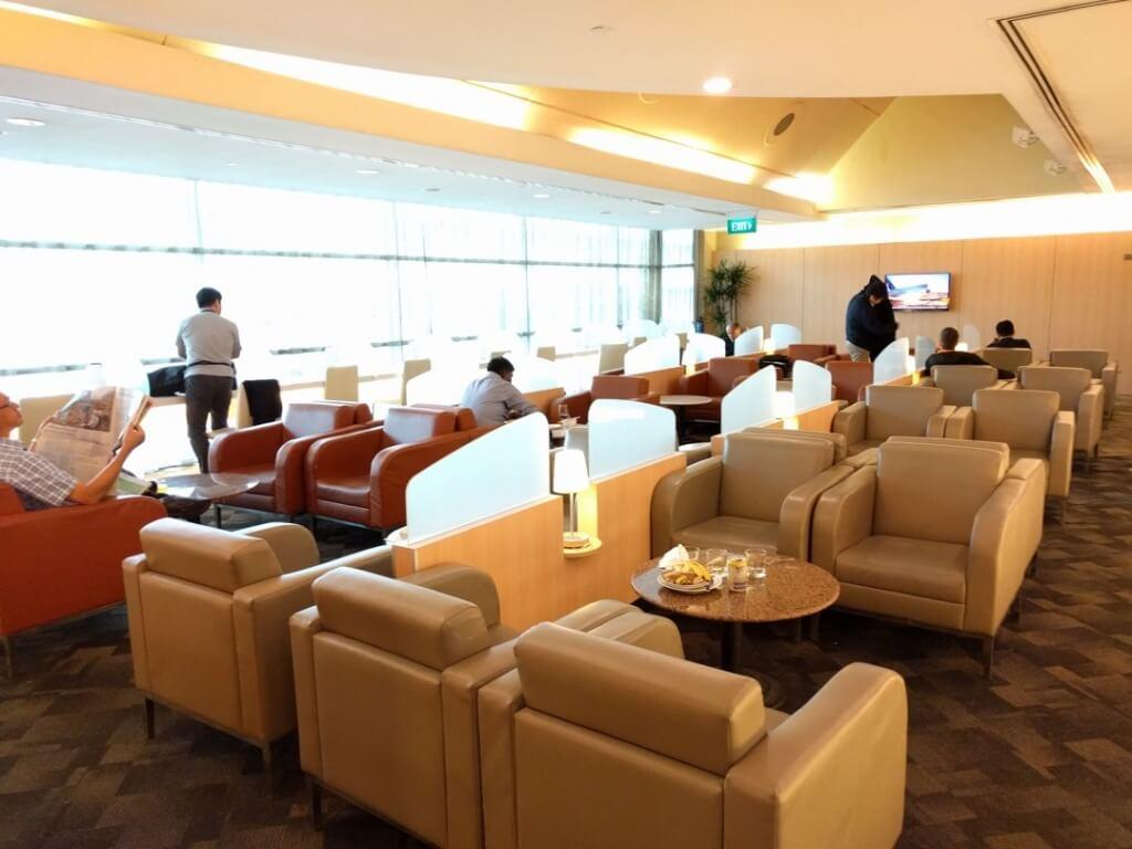 SIN SATS Premier Lounge T2 - 4