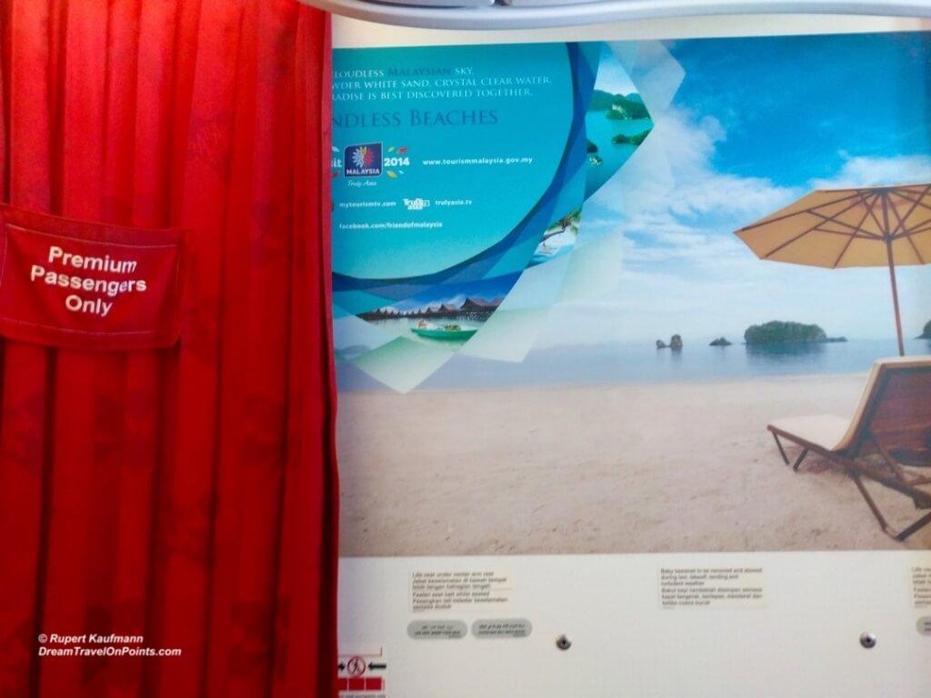AirAsia Business Cabin