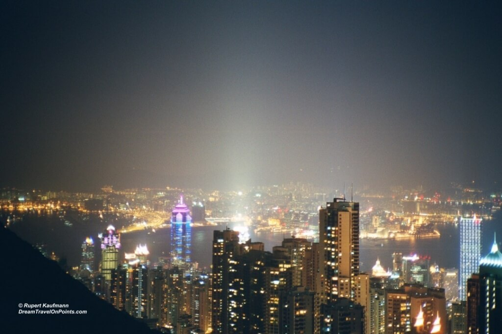 HKG Skyline Night