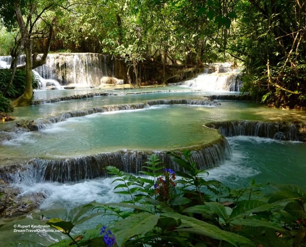 LAO TatKuangSi Waterfalls - 4