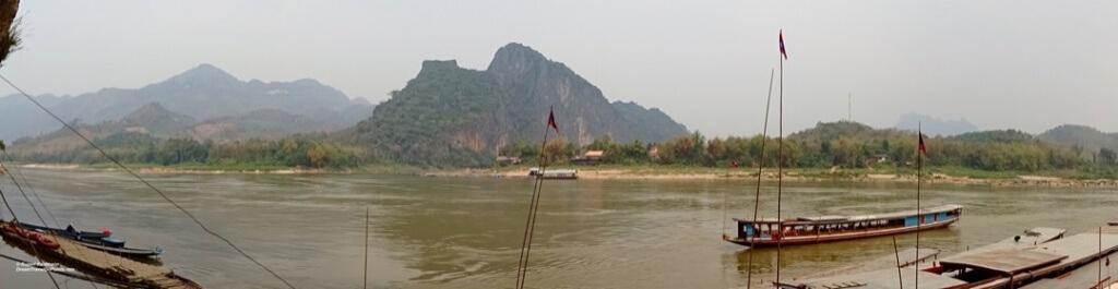 LPB MekongRiver Tour Panorama