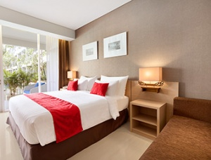 Ramada Encore Bali Bed