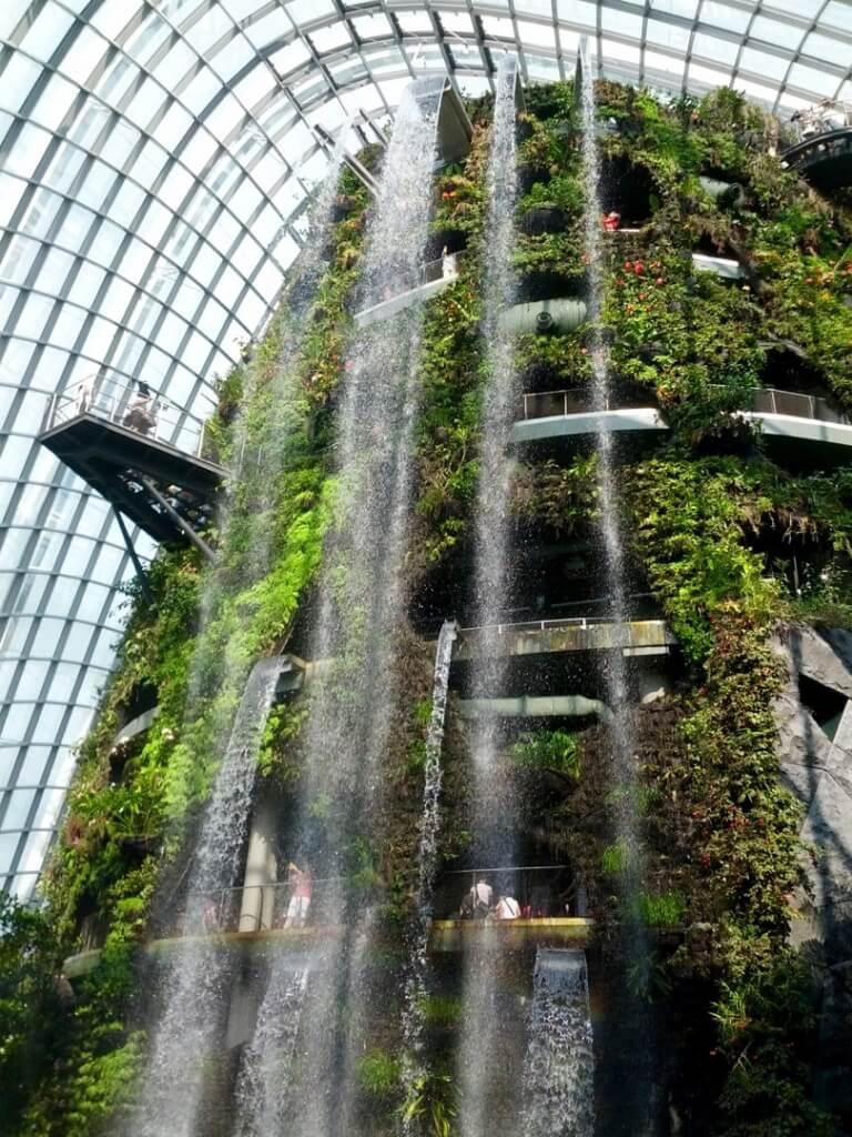 SIN GardenBay CloudForest1