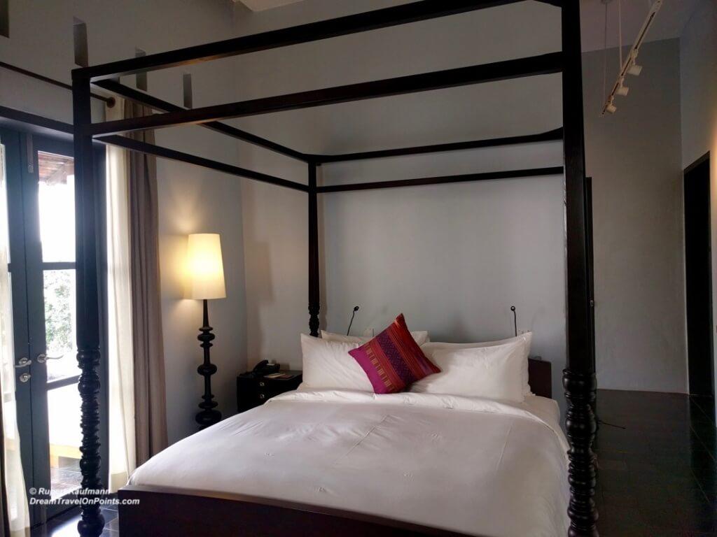 LAO Sofitel LPB Bed