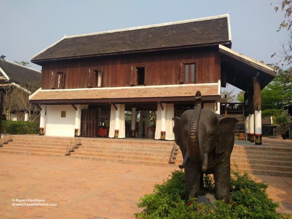 LAO Sofitel LPB Lobby