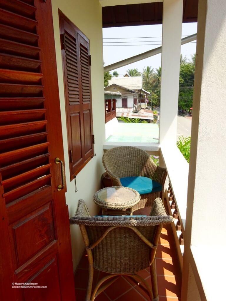 LAO VillaDeuxRivieres LPB Balcony