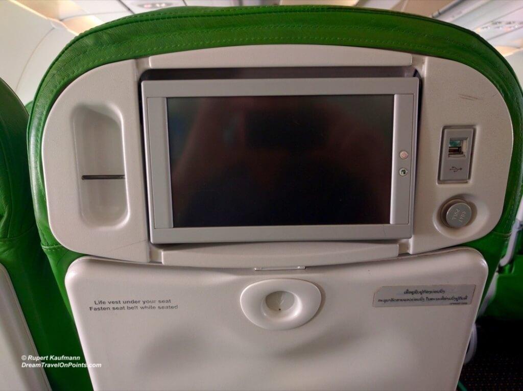 LaoAir A320InteriorScreen
