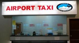 SAB BKI Taxi Stand