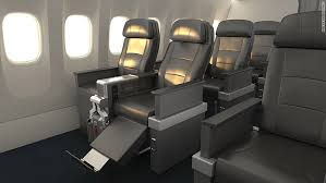 AA PremEco Seat front