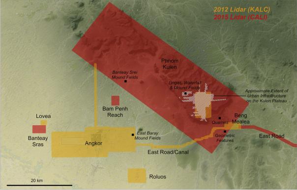 AngkorWat Cities Damian Evans Map2