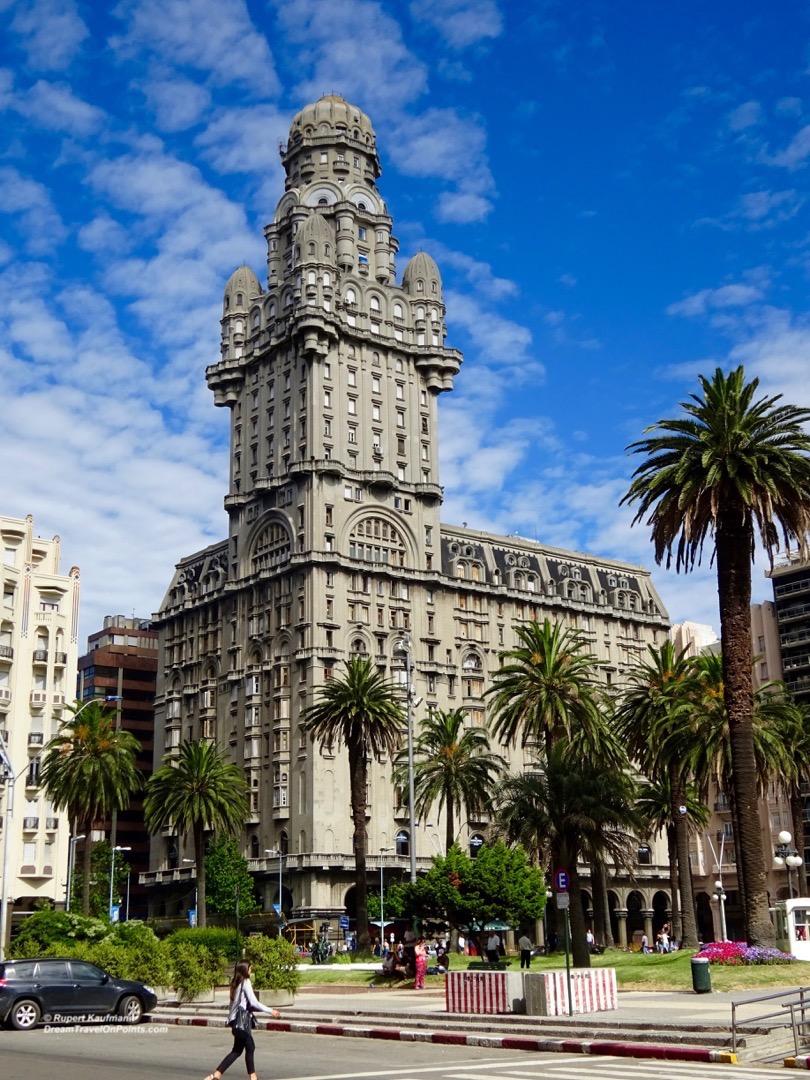 Montevideo Palacio Salvo