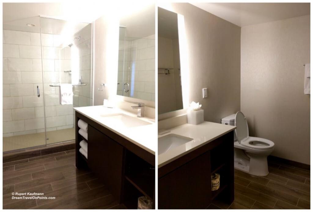 SFO ResidenceInn MenloPark Bath c