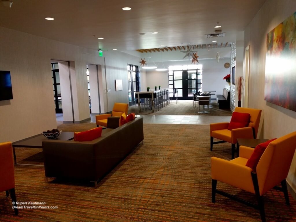 SFO ResidenceInn MenloPark Lobby