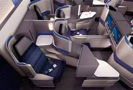 Polaris Seat, courtesy of United