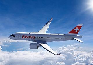 Swiss Bombardier C100