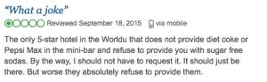 TripAdvisor Review 1