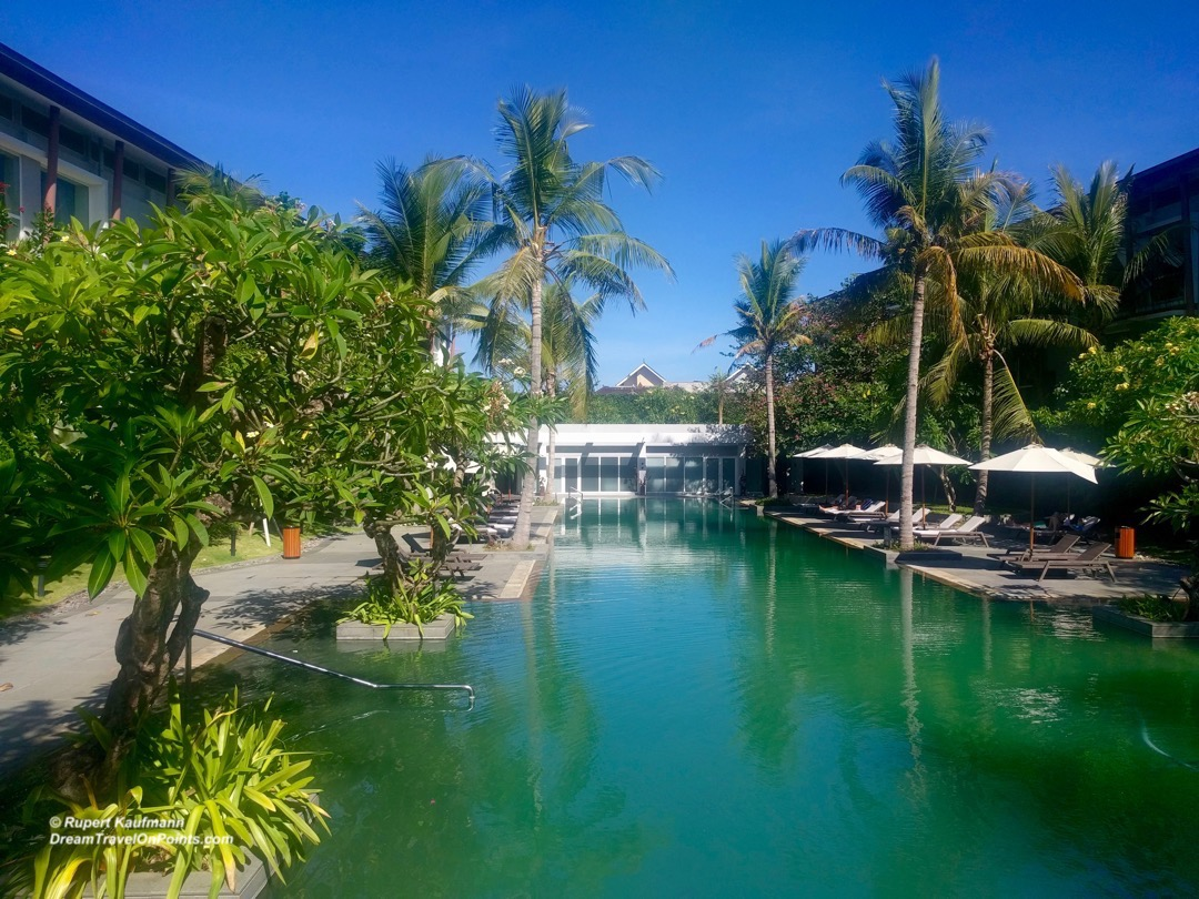 The Best Hilton HHonors Points Bargain – Hilton Garden Inn Bali ...