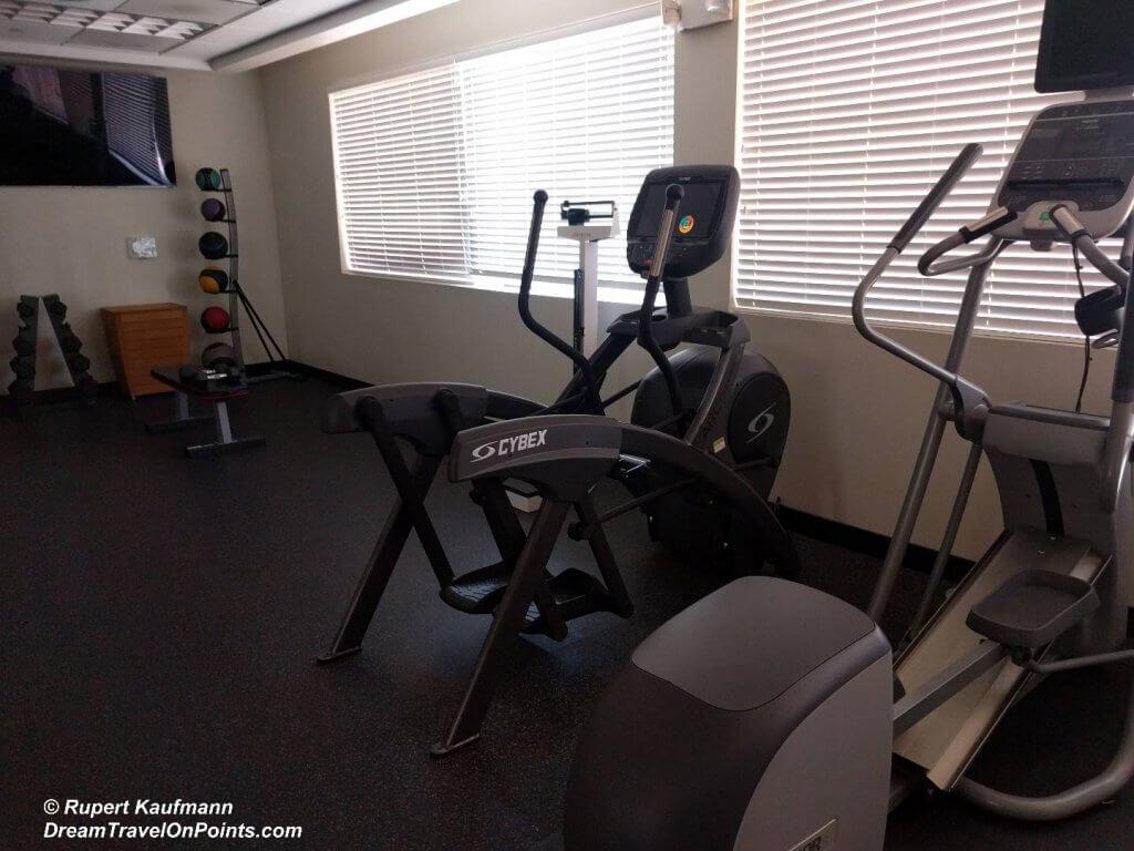 CAL WyndhamStMonica Gym