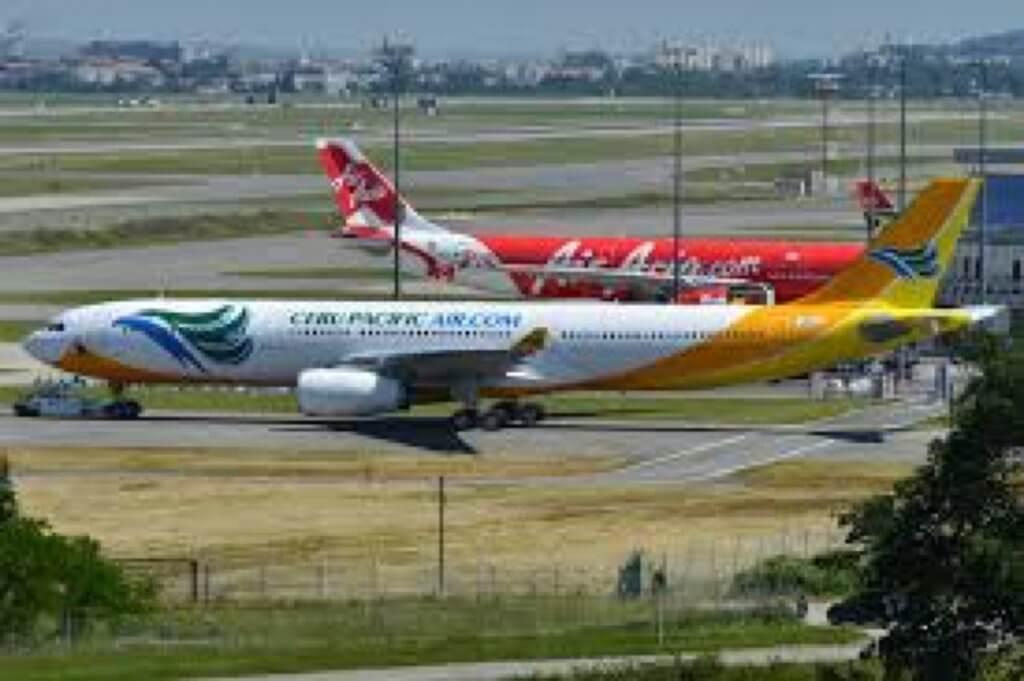 CebuPac A330