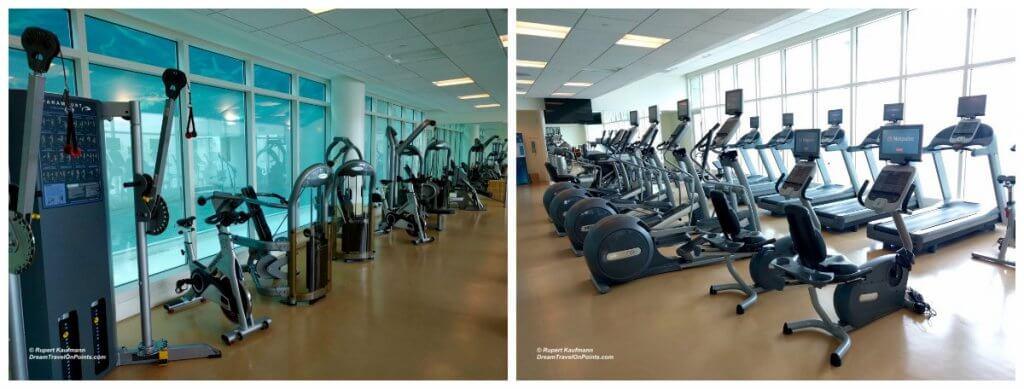 SFO InterContinental gym c