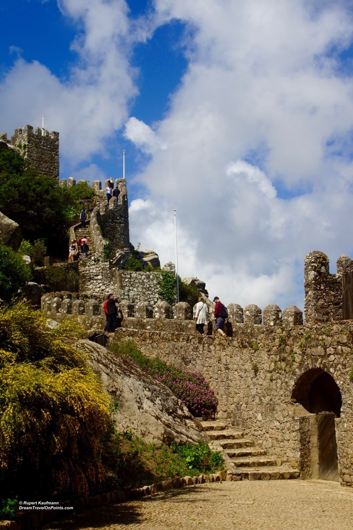 34 LIS Sintra Moorish Castle