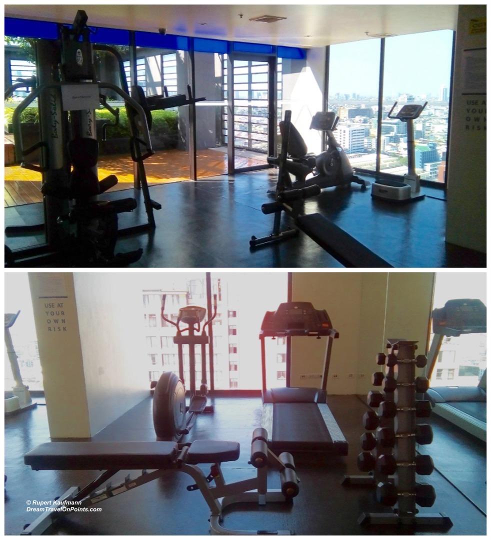 BKK HIX Siam gym c